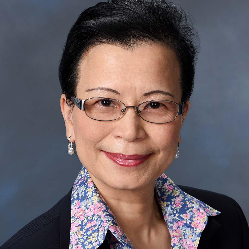 Dr. Lee Portrait