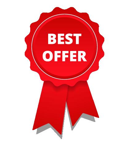 Best offer ribbon
